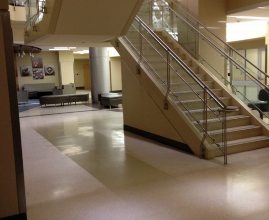VA Wade Park by Youngstown Tile & Terrazzo